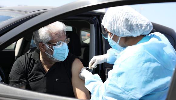 El proceso de vacunación contra el coronavirus a nivel nacional continúa avanzando. Foto: Britanie Arroyo/@photo.gec