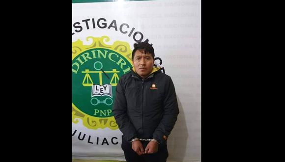 Dictan prisión preventiva para chofer que dopó y ultrajó a su hija en Puno