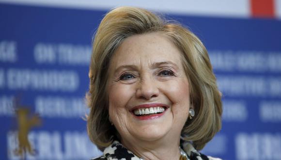 Hillary Clinton y Louise Penny publicarán una novela de suspense en octubre. (Foto: AFP)