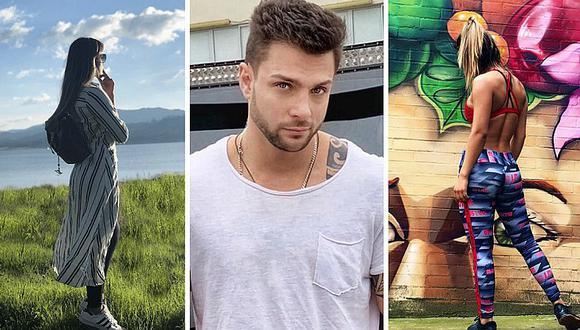 ¿Quién es la guapa chica reality colombiana a la que Nicola Porcella envió besos?   VIDEO