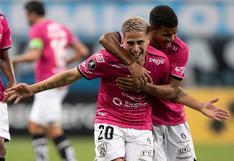 Independiente del Valle clasificó al grupo de Universitario en la Copa Libertadores 2021