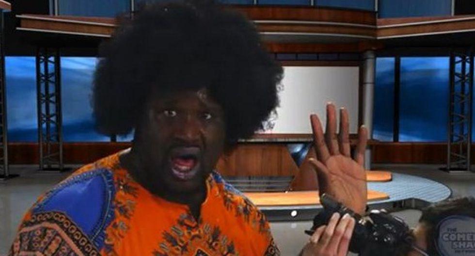 "Ha nacido el ""Harlem Shaq"" (VIDEO)"