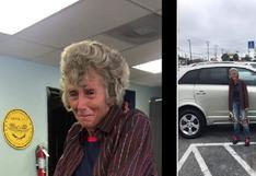 Trabajadores le regalan carro a compañera que caminaba 20 kilómetros todos los días   FOTOS Y VIDEO