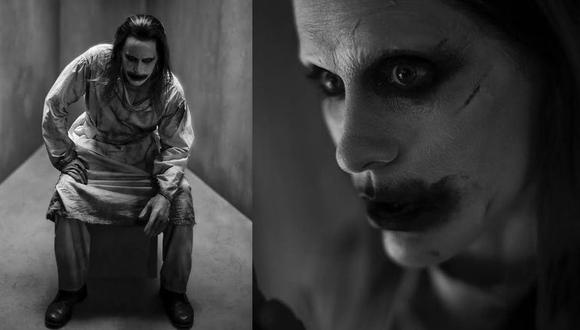 """La Liga de Justicia de Zack Snyder"": Revelan imagen del Joker de Jared Leto como Jesucristo. (Foto: @jaredleto)"