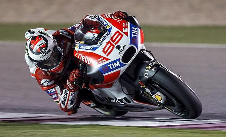 "MotoGP: Jorge Lorenzo dice que ""no pensaba sufrir tanto"" para adaptarse"