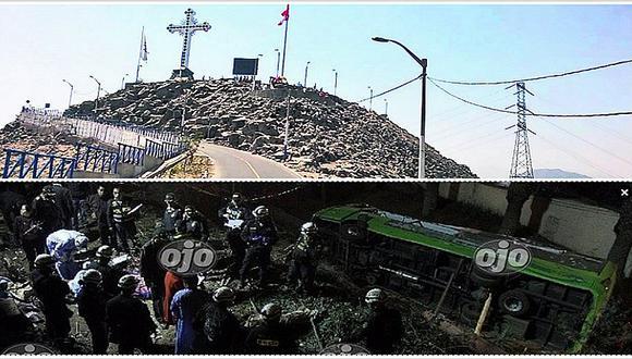 Cerro San Cristóbal: estudios determinarán si se restablece o no el acceso vehicular