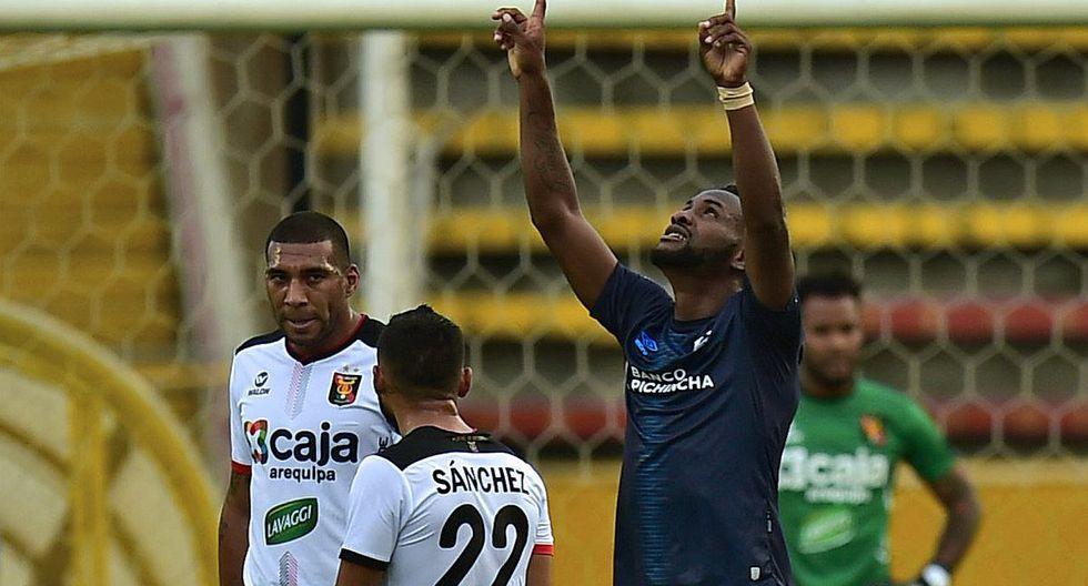 Melgar es goleado 0-6 por U. Católica y pierde las esperanzas en la Copa Sudamericana