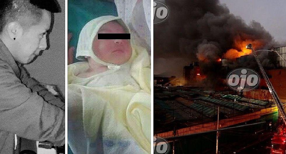 Incendio en Las Malvinas: piden ayuda para hija recién nacida de fallecido