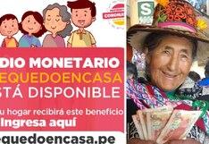 Coronavirus en Perú: fechas y agencias bancarias para cobrar subsidio económico de S/ 380