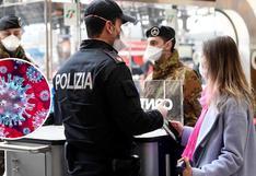 Italia supera los mil fallecidos por Coronavirus
