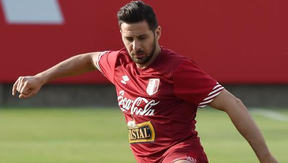 Claudio Pizarro se mostró en contra del llamado de Gianluca Lapadula. (Foto: AFP)