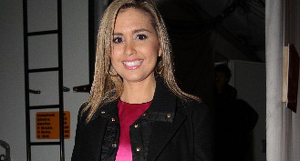 Jessica Tapia admite que tiene dos pies izquierdos