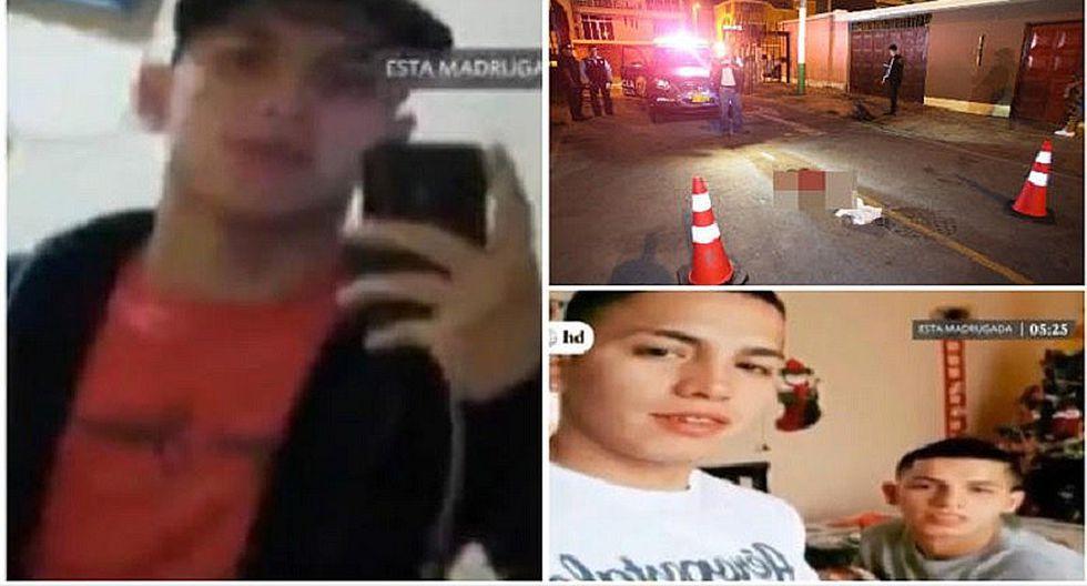 La Perla: gemelo es confundido y asesinado cerca de su casa por encapuchados (VIDEO)
