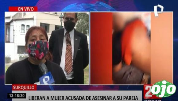 Foto: (Captura de Pantalla/Panamericana TV).