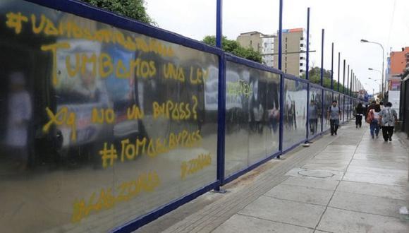 28 de Julio: Lima investiga presunta explosión en zona de obras