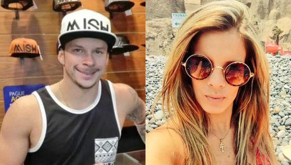 Mario Hart y Alejandra Baigorria nuevamente juntos