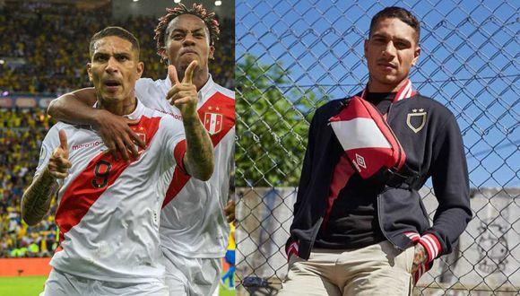 Paolo Guerrero admitió que el fútbol argentino es bastante atractivo para cualquier futbolista. ¿Llegará a Boca Juniors? (Fotos: Agencias / Instagram)