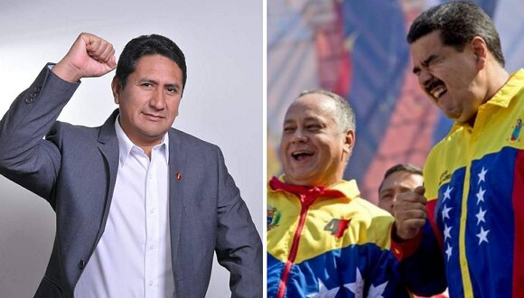 Gobernador electo de Junín afirma que venezolanos tienen más derechos que los peruanos