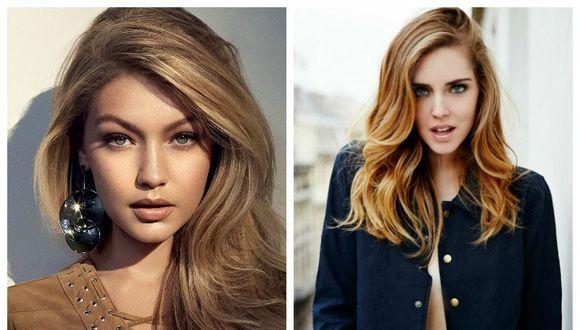 Duelo de Portadas: Gigi Hadid vs Chiara Ferragni ¡ambas en portada y usando el mismo look! [FOTOS]