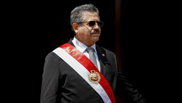 Manuel Merino de Lama solicitó que el Estado cubra los gastos de su defensa. (Foto: Presidencia)