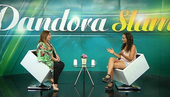 ¡Connie Chaparro lo contó todo en Pandora Slam!