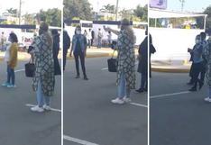 Mujer desesperada por votar paga 100 soles a jovencita para que sea miembro de mesa