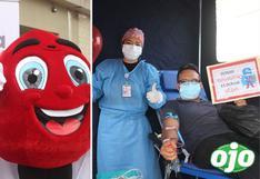 COVID-19: Banco de sangre del Hospital Emergencia Ate Vitarte realiza más de mil transfusiones para pacientes con coronavirus