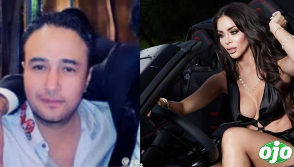 Sheyla Rojas: su novio 'Sir Winston' le dedica romántico mensaje