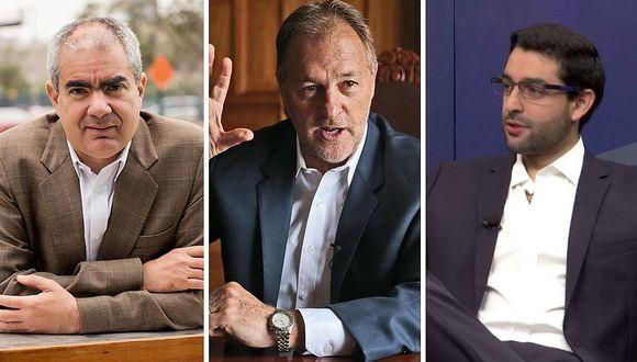 Candidatos que perdieron piden a Muñoz continuar obras y él les responde