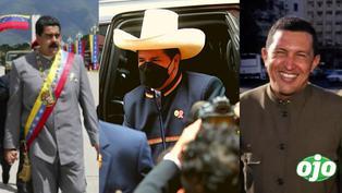 Pedro Castillo optó por usar el liqui liqui, traje nacional de Venezuela, para la toma de mando