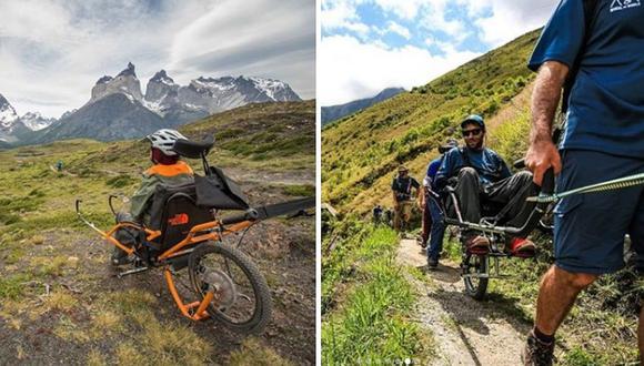 Personas con silla de ruedas podrán visitar Machu Picchu (VIDEO)