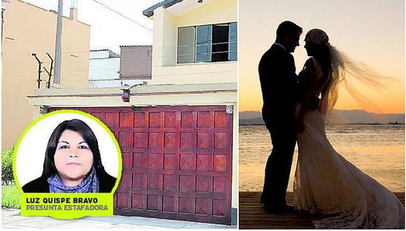 ¿Estás por casarte? ¡Cuidado! Esta empresa estafó a 75 parejas en Lima