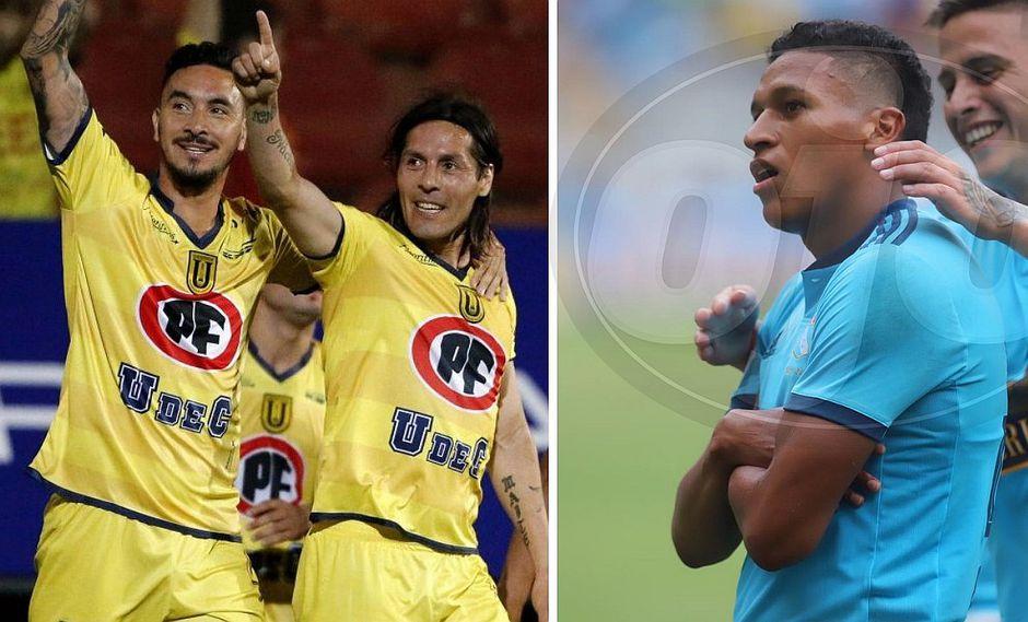 Copa Libertadores: Sporting Cristal cae 4-5 ante la U. de Concepción