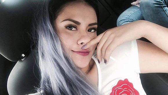 Puro Sentimiento: foto que evidencia 'arreglito' en la nariz de Thamara Gomez