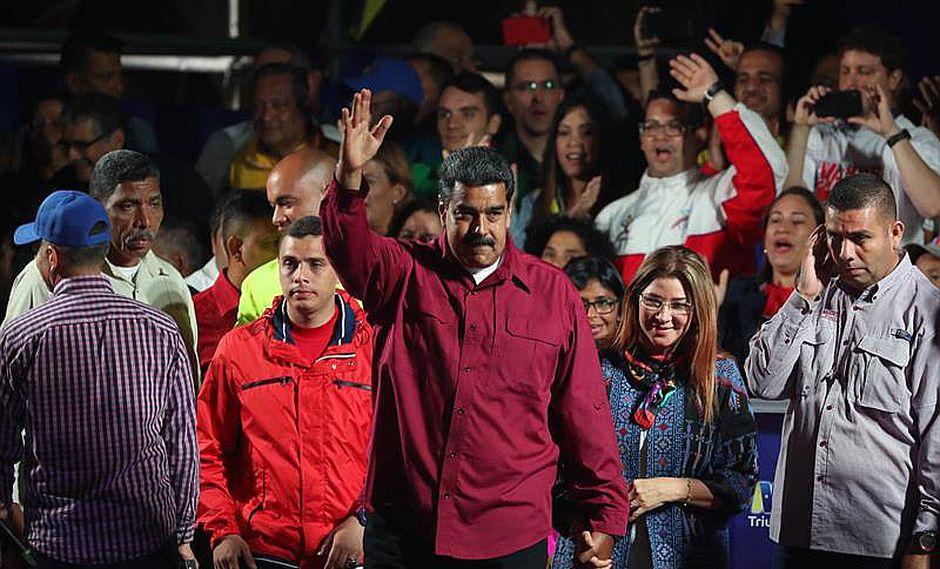 Nicolás Maduro gana elecciones de Venezuela con casi seis millones de votos