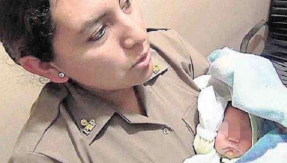 PNP rescata a bebito de 18 días vendido por 350 soles en...
