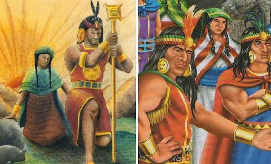 Conoce las dos versiones del origen de los incas