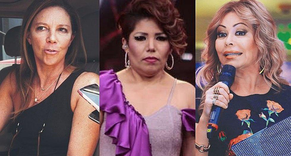 """Susan Ochoa reaparece en """"En boca de todos"""" a pesar de haber dejado reality de Gisela Valcárcel"""