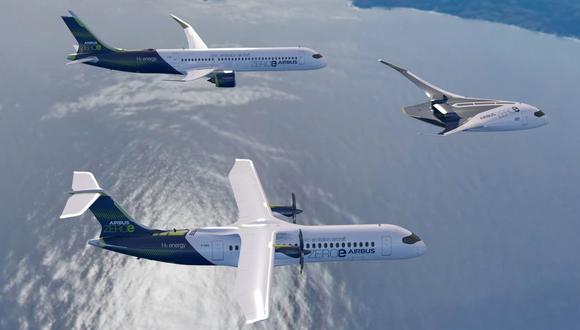 La aviación se ha convertido en una industria importante para el desarrollo económico del país, siendo uno de los principales medios para potenciar la conectividad y el sector turístico de las naciones. (Imagen: Airbus)