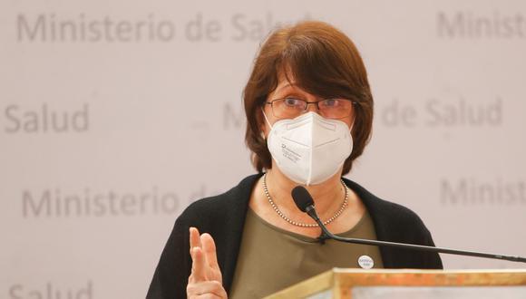 El último miércoles, la comisión acordó citar a la presidenta del Consejo de Ministros, Violeta Bermúdez, y a Mazzetti Soler para que expliquen las medidas que viene tomando el Ejecutivo en medio de la segunda ola de coronavirus en el país. Foto: Andina