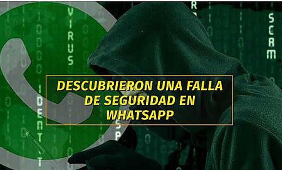 Conoce las fallas de seguridad de Whatsapp que ponen en riesgo tus conversaciones
