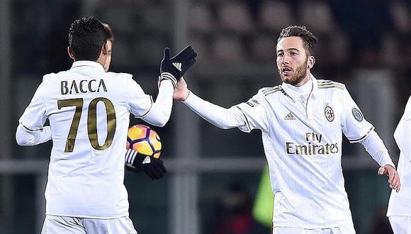 Serie A: Milan salva un punto contra Torino al remontar dos goles