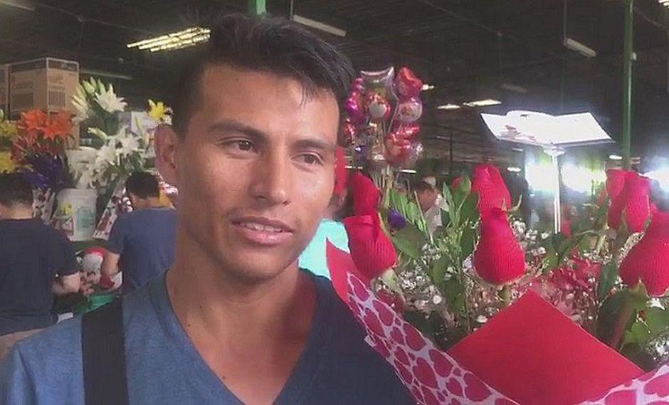 Mototaxista pide a la madre de sus hijas que lo perdone en San Valentín (VIDEO)