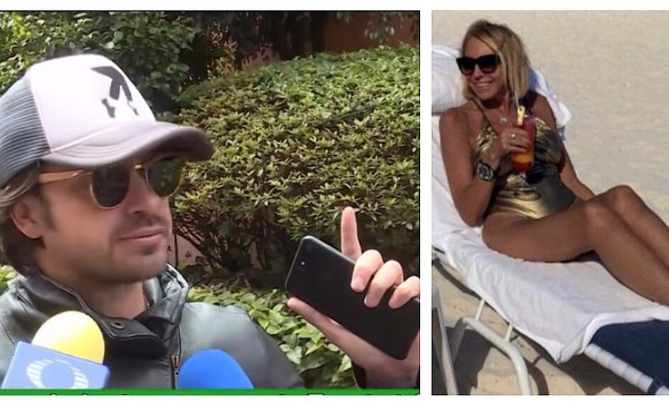 """Cristian Zuárez: """"Mi mamá tiene su casa y mi hija su depa gracias a Laura Bozzo"""" (VIDEO)"""