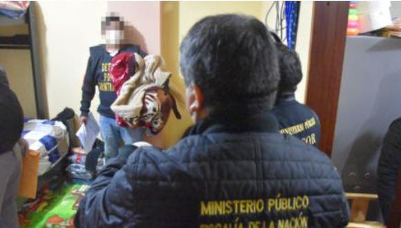 El menor fue encontrado en una vivienda de Ate. (Foto: Ministerio Público)