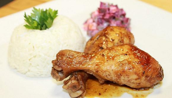 Receta: Pollo al horno en solo tres sencillos pasos
