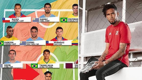 Pedro Gallese dentro del equipo ideal de la Copa América, según ESPN