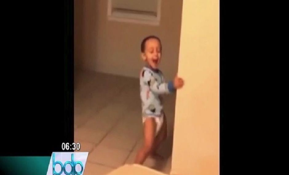 Dani Alves se luce con baile cuando era niño [VIDEO]