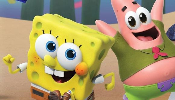 El regreso de Bob Esponja: más joven y en versión 3D. (Foto: Paramount+)