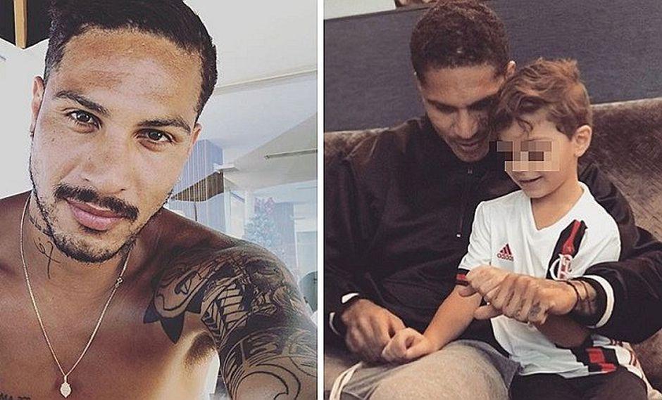 Hijo de Paolo Guerrero demuestra habilidad para deporte que no es el fútbol (VIDEO)